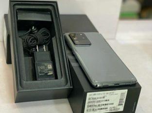 Samsung Galaxy S20 Ultra 5G 128GB Cosmic Gray