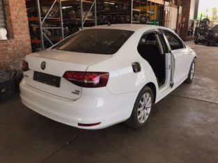 Volkswagen Jetta 6 TSI 2017 Auto 1.4 Stripping for Used Spares