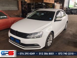 Volkswagen Jetta 6 TSI 1.4 Auto 2017 Stripping for Used Spares