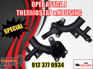 OPEL ASTRA J NEW THERMOSTAT & HOUSING AVAILABLE