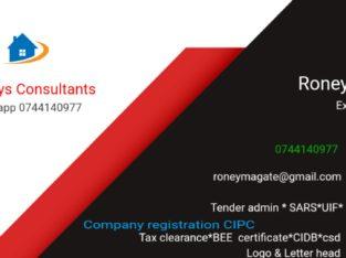 Roneys consultants