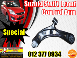 SUZUKI SWIFT NEW FRONT CONTROL ARM AVAILABLE
