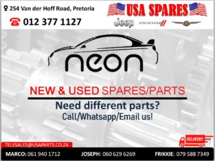 CHRYSLER NEON NEW & USED SPARES/PARTS