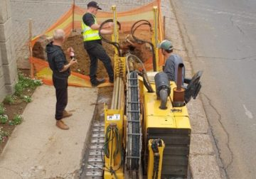 Directional Drilling, GPR Scanning, Moling & Buttwelding