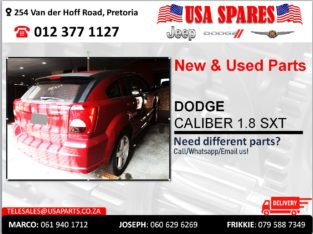DODGE CALIBER 1.8 SXT NEW & USED PARTS FOR SALE