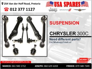 CHRYSLER 300C NEW & USED SUSPENSION PARTS/SPARES