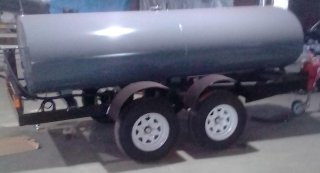 Fuel trailers and tankers