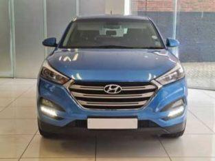 Hyundai Tucson model 2018