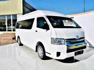 2018used Toyota quantum 2.5D-4D for sale