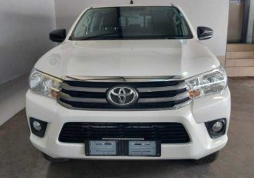 TOYOTA HILUX DOUBLE CUB FOR SALE