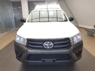TOYOTA HILUX SINGLE CAB FOR SALE