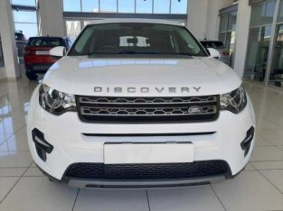 2017 Land Rover Discovery Sport SE SD4 For Sale