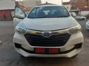 Toyota avanza 1.5 litres for sale