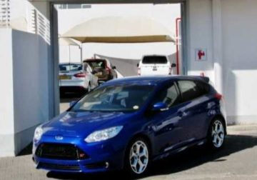 2015 Ford Focus ST3