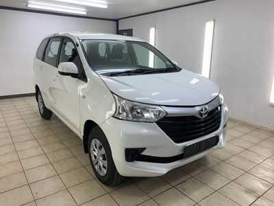 2018 Toyota Avanza 1.5SX AUTO
