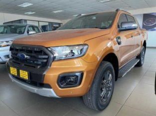 2020 FOLD RANGER 2.0 OBi-TURBO DOUBLE CAB HI-RIDER WILDTRACK.