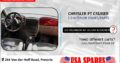 CHRYSLER PT CRUISER 2.0 STRIPPED INTERIOR SPARES/PARTS