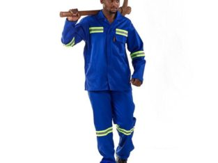 Work wear (overalls)