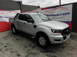 2018 Ford Ranger 2.2 Tdci Xl 4X2 D/cab At