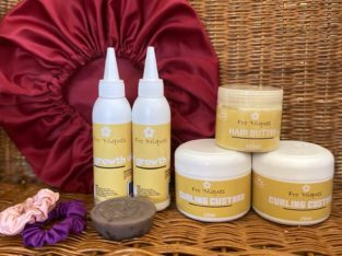 Fro'niques Natural Hair Products