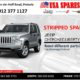 JEEP CHEROKEE/LIBERTY 2.8 KK STRIPPED SPARES FOR SALE