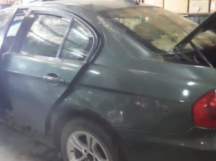 BMW E90 320D STRIPPING FOR SPARES