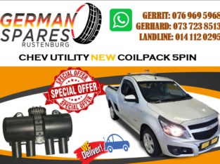 CHEV UTILITY COILPACK 5PIN FOR SALE
