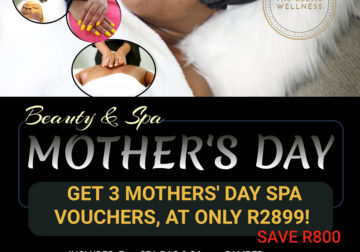 Mother's Day Spa Getaway