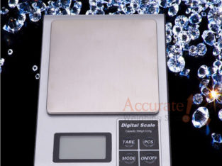 Waterproof weighing scale perfect for fish processing fields