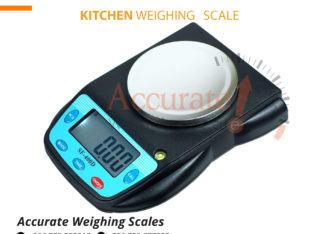 15kg capacity table top weighing scale for restaurants