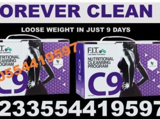 FOREVER C 9 WEIGHT LOSS PACK
