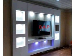 LED Wall Units