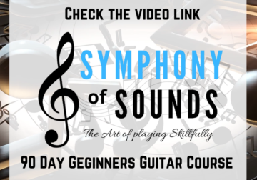 90 Day Beginners Guitar Course