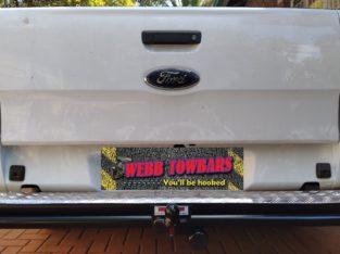 Ford Ranger Double Tube & Step Towbars