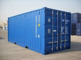 6m and 12m containers