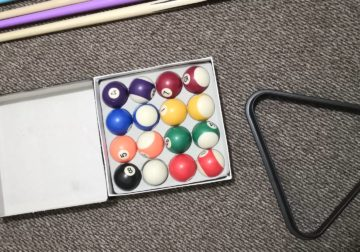 Pool Table with full accessories for sale