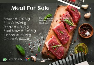 MEAT FOR SALE @ UNBEATABLE PRICES