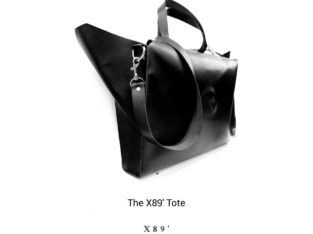 The X89′ Tote Laptop Bag