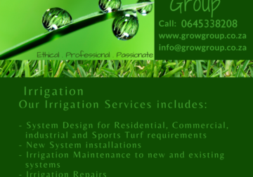 Grow Group: Irrigation, Landscaping and More