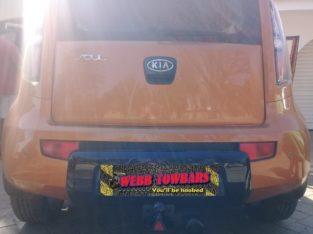 Kia Soul Standard/Detachable Towbars