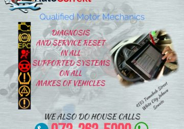 VEHICLE SERVICE AND REPAIR