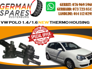 VW POLO 1.4/1.6 THERMOSTAT HOUSING FOR SALE