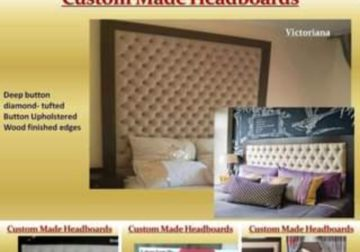 Custom Made Headboards