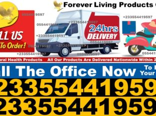 THE MAIN OFFICE OF FOREVER LIVING PRODUCT IN GHANA 0554419597
