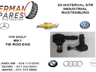 VW GOLF MK1 TIE ROD END FOR SALE