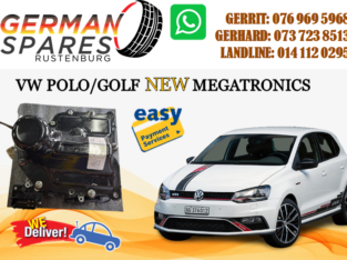 VW POLO/GOLF NEW MEGATRONICS FOR SALE