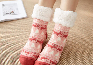 Thick Ladies Warm socks