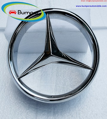 Grille barrel And star pagoda mercedes