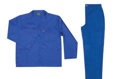 2 piece conti-suit non-reflective