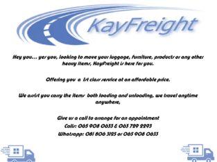 Kayfreight